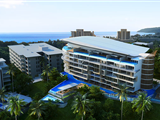 Sea view apartment in Karon Beach