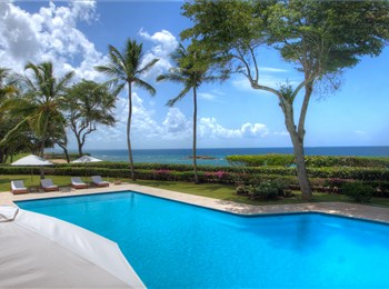 Classic Oceanfront Punta Aguila Villa Surrounded By The Teeth Of The Dog Golf Course, Casa de Campo Resort, La Romana